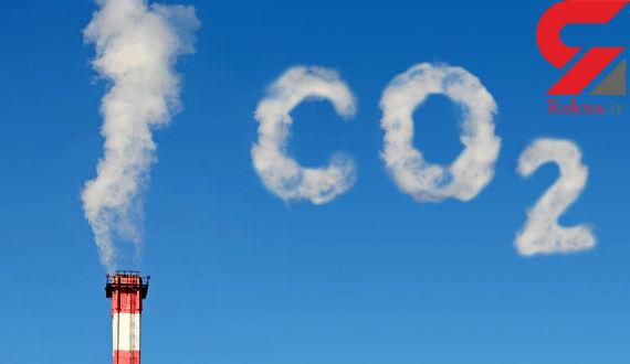 CO2 در فضای سرپوشیده برای سلامتی خطرناک است