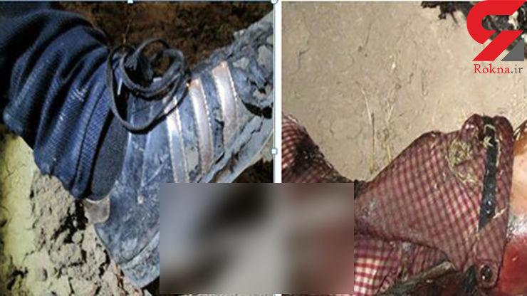 کشف جسد مردی در حال تجزیه شدن در سرعین+ عکس