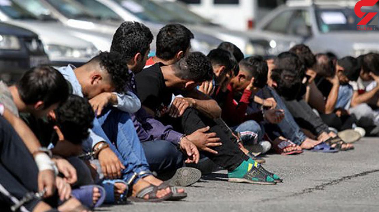 اجرای موفق طرح جمعآوری معتادان متجاهر در اردبیل