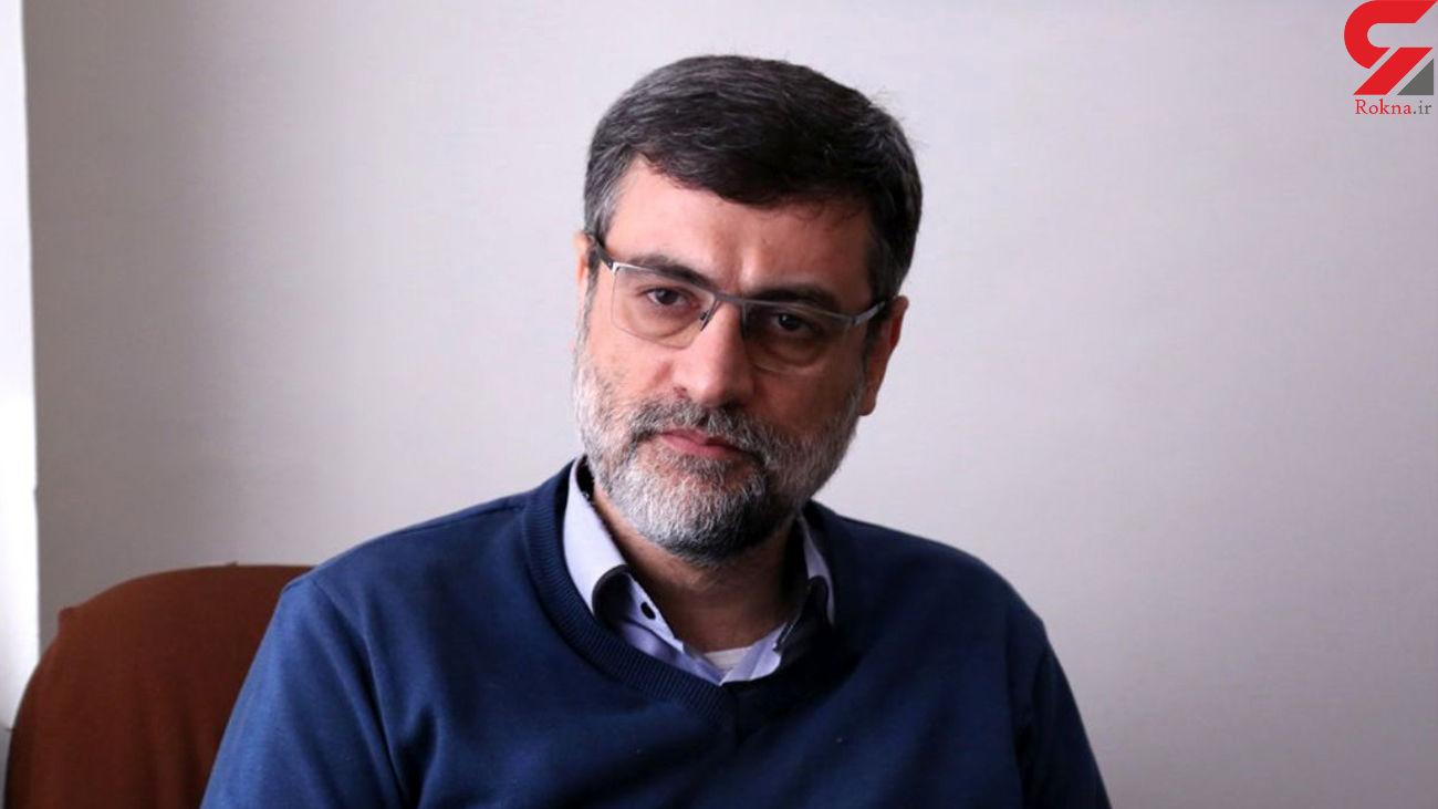 «دولت سلام» شعار قاضی زاده برای انتخابات 1400