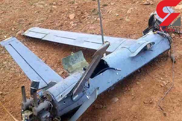 سرنگونی هواپیمای جاسوسی متجاوزان بر فراز حجه