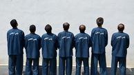 دستگیری 8 سوداگر مرگ در آبادان