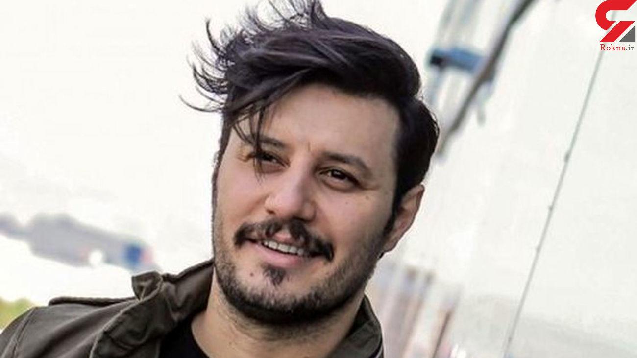 جواد عزتی با روسری در ماشین سوپراستار سینمای ایران + فیلم