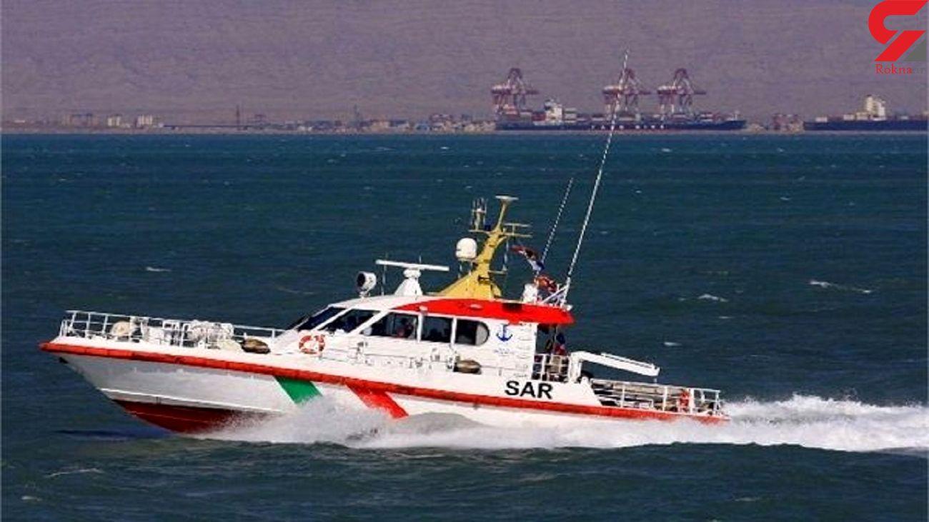 نجات جان 3 ملوان ماهشهری که ۵ شبانه روز در خلیج فارس ناپدید شده بودند