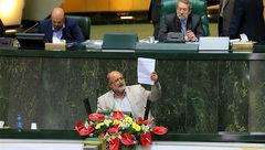 تذکر قاضیپور درباره حق ایران از نفت دریای خزر