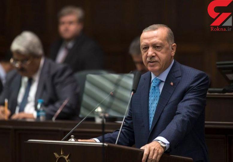 اردوغان: مردم ترکیه دلارهایشان را بفروشند و لیر بخرند