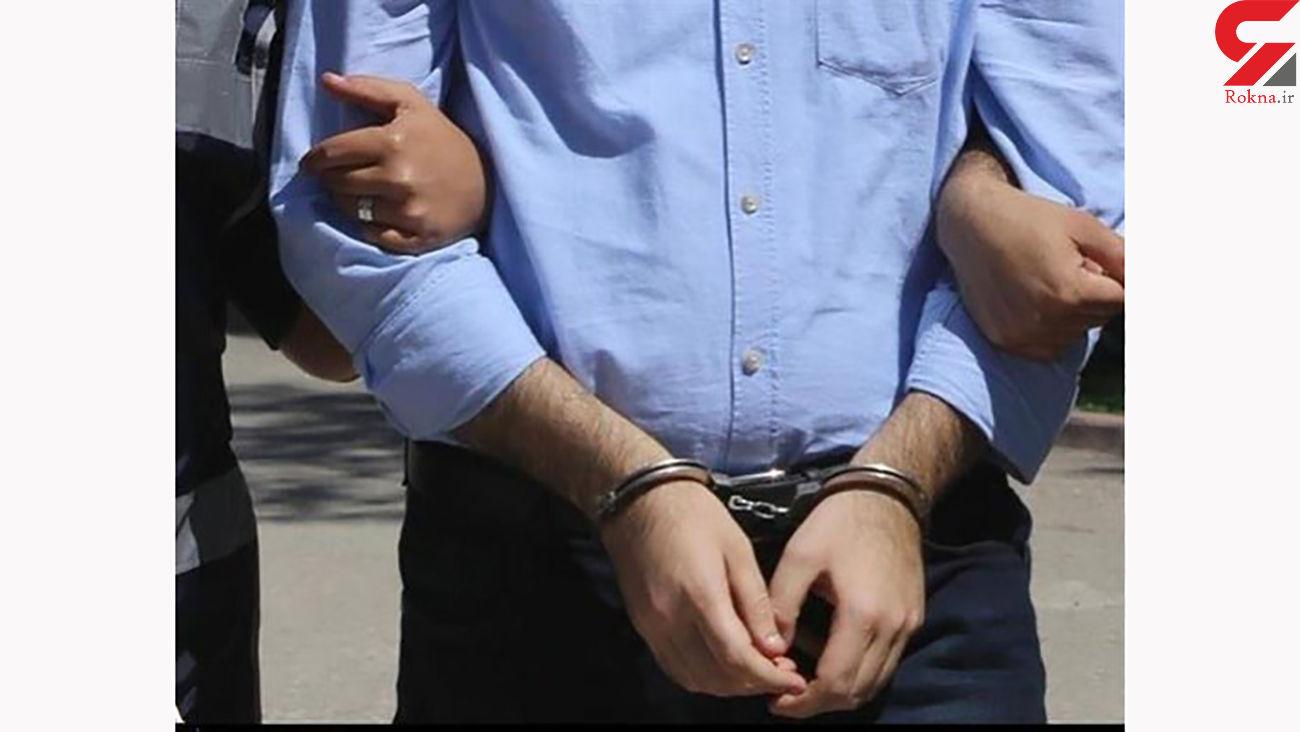 دستگیری باند 4 نفره سارقان در بدره