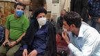 حضور رئیسی در بازار تهران
