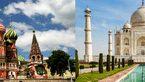 معروفترین سازههای معماری در دنیا +عکس های دیدنی