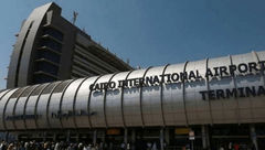 کشف و ضبط دو پهپاد جاسوسی در فرودگاه قاهره + عکس
