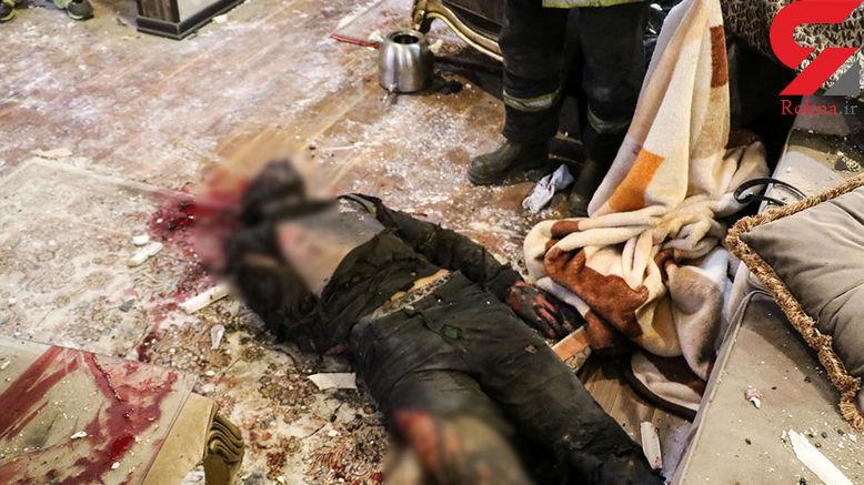 وحشتناک ترین عکس ها  از جسد مردی در مشهد! / سرش منفجر شد + جزییات تکاندهنده