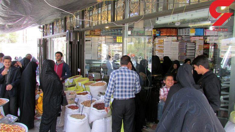 رسانه ها برای جلوگیری از گرانفروشی نرخ محصولات غذایی بازار شب عید را اطلاع رسانی کنند