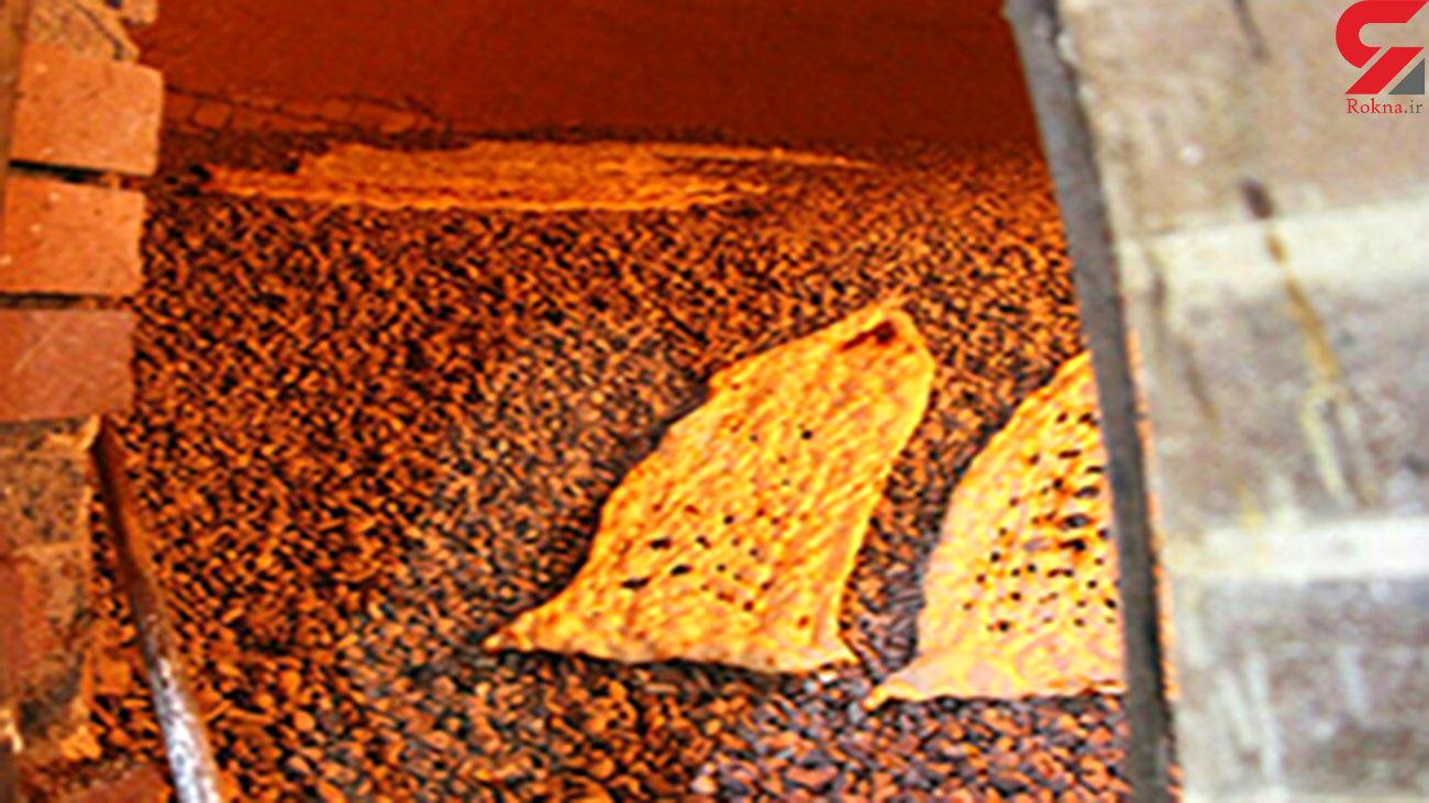 50 درصد نانوایی ها خودسرانه پخت نان را تعطیل می کنند / تذکر و حذف سهمیه آرد