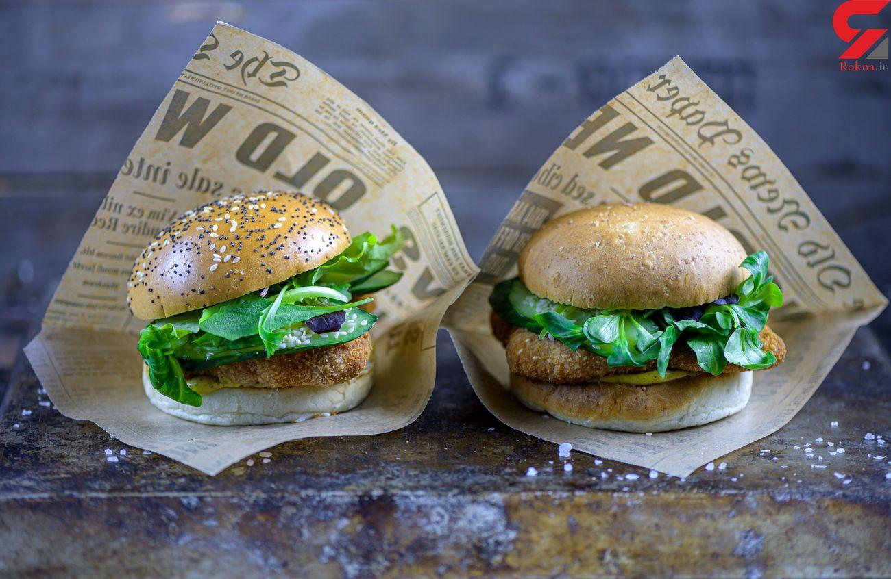آیا ساندویچ باعث ابتلا به کرونا می شود؟