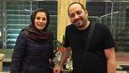 اولین عکس از نگار قدسی در خاک ایران پس از آزادی