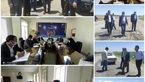 بازدید مدیر کل اداره راه وحمل ونقل جاده ای استان آذربایجانشرقی از راههای اصلی شهرستان هشترود