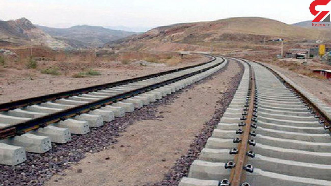 راه آهن اردبیل به شبکه ریلی جمهوری آذربایجان متصل میشود