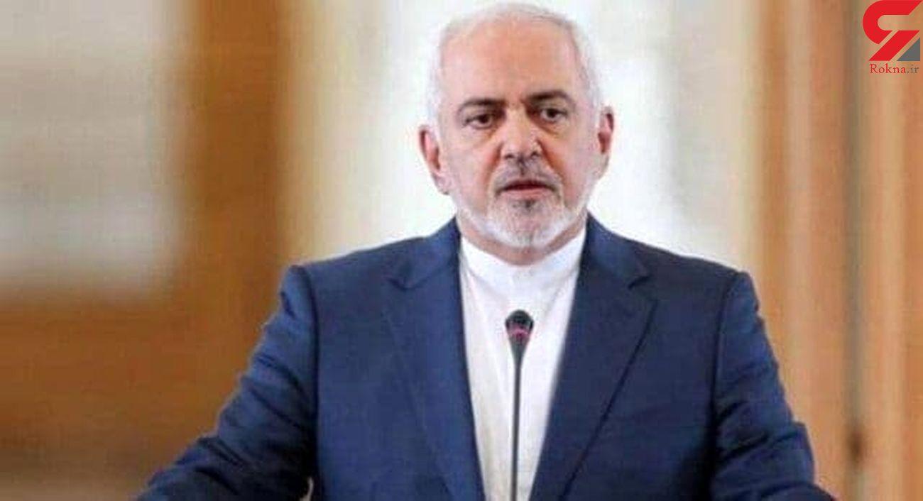 بیانیه وزارت خارجه عراق در مورد سفر ظریف به بغداد