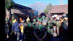 نجات آخرین کوهنوردان گرفتار پس از زلزله اندونزی