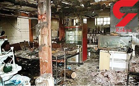 راز قتل آتشین ۴نفر در قهوهخانه غیرمجاز در اهواز +عکس
