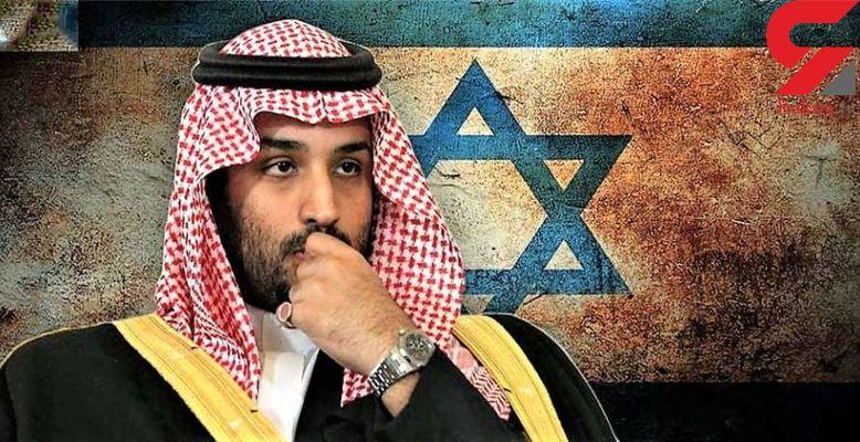 بن سلمان بخشی از خاک عربستان را در اختیار رژیم صهیونیستی قرار میدهد