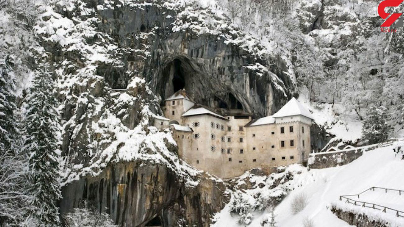 راز زندگی یاغی ترین دزد در قلعه اسلوونی چه بود؟ + عکس