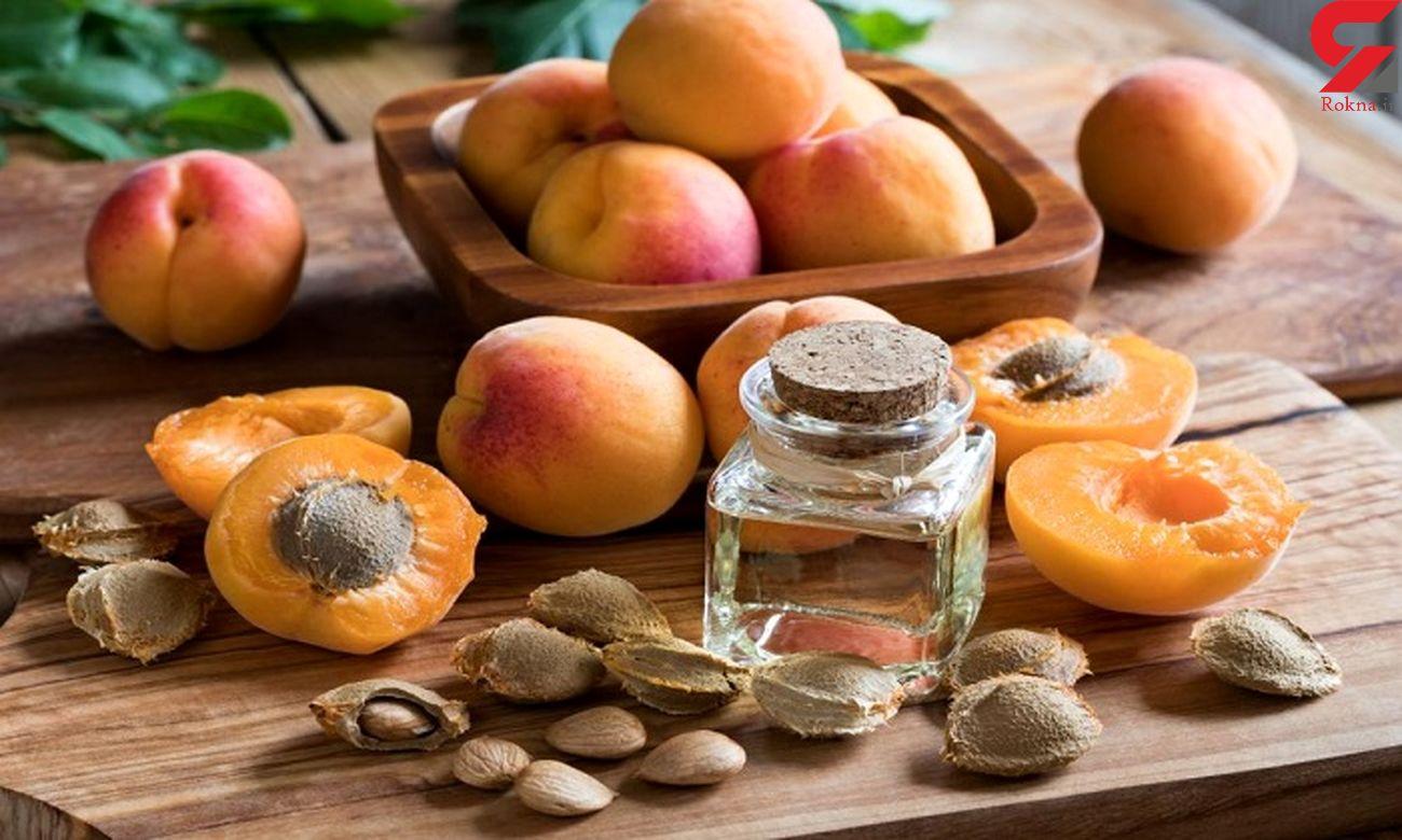 مهار سلول های سرطانی با هسته این میوه پرخاصیت
