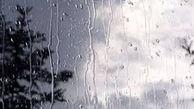 بارش پراکنده باران در برخی نقاط کشور