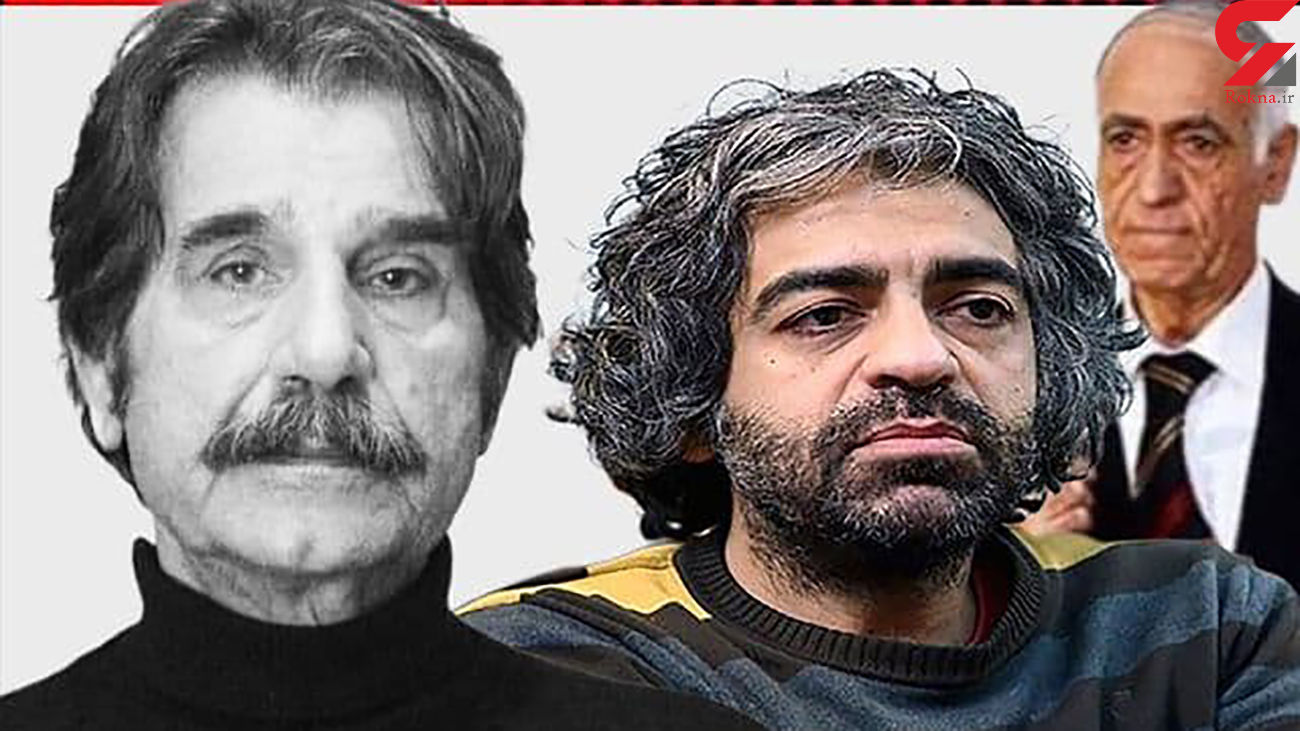 واکنش عجیب عزت الله مهرآوران به ماجرای قتل بابک خرمدین + عکس