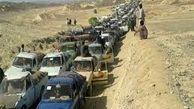 قاچاق سوخت توسط 30 هزار خودرو در سیستان و بلوچستان