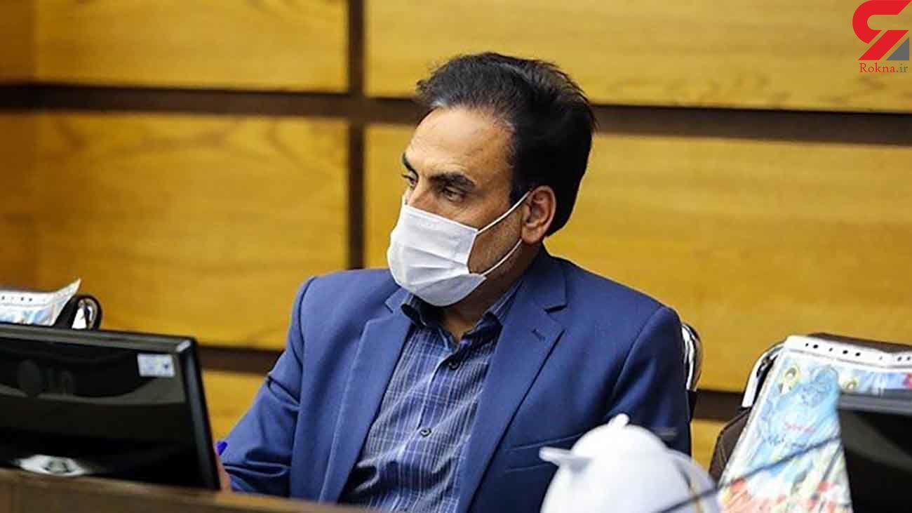 کرونا نماینده مجلس را راهی بیمارستان کرد + عکس