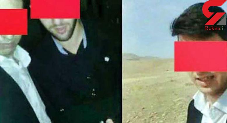 گفتگو با وکیل صادق برمکی / یکی از قاتلان شیطان پرست بود! + فیلم و عکس