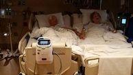 جهانی شدن مرگ یک زوج عاشق  در بیمارستان+عکس
