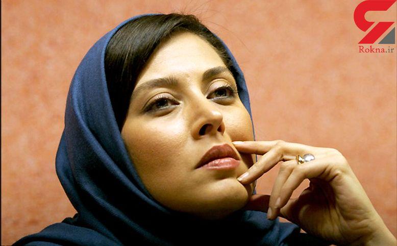 انتقاد بازیگر زن ایرانی از الگوهای اشتباه و آرایش های غلیظ