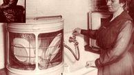 این زن مخترع ماشین ظرف شویی بود + عکس از اولین ظرف شویی