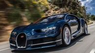 سرعت خیره کننده بوگاتی شیرون/450 کیلومتر بر ساعت می تازد