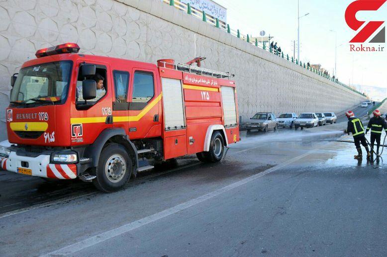 2 زن در استخر برج لاکچری بودند که اتفاق شومی افتاد / در شمال تهران رخ داد