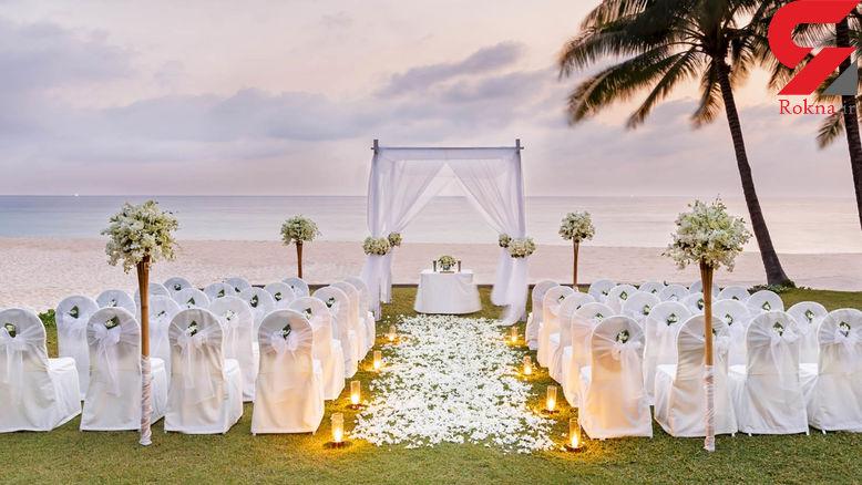 8 عروسی پرخرج سلبریتیها در دنیا+ عکس