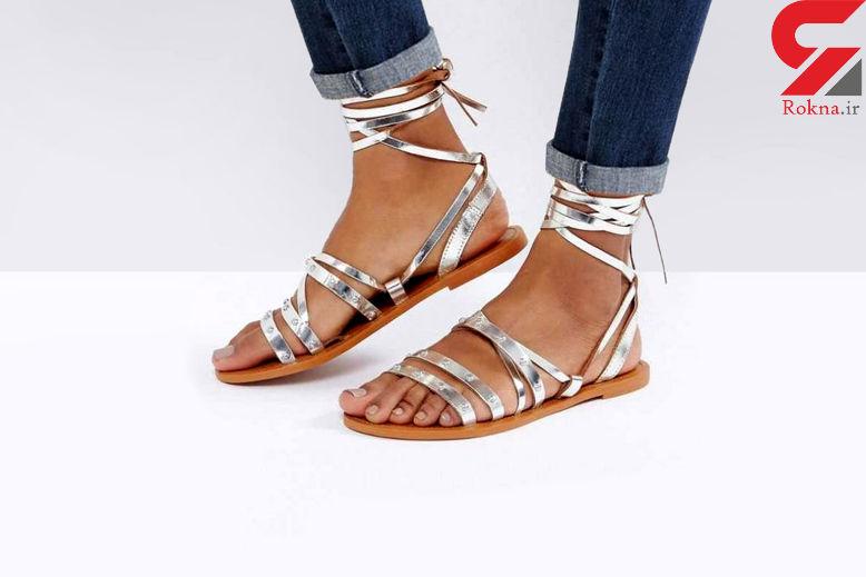 مراقبت از پاها در آفتاب سوزان تابستان
