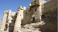 مرمت قلعه تاریخی ایزدخواست