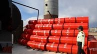 """2 تریلی با ۵۸ هزار لیتر گازوییل قاچاق در """"سراوان"""" متوقف شد"""