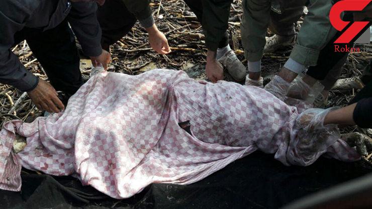کشف جسد زن جوان لرستانی در مکانی خلوت / این دومین جسد پیدا شده است+ عکس