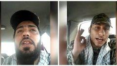 اعتراف 3 مرد در یک ویدئو به اقدام تروریستی در اهواز + تصویر