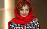 یکتا ناصر بدون آرایش با دخترک با نمکش + عکس