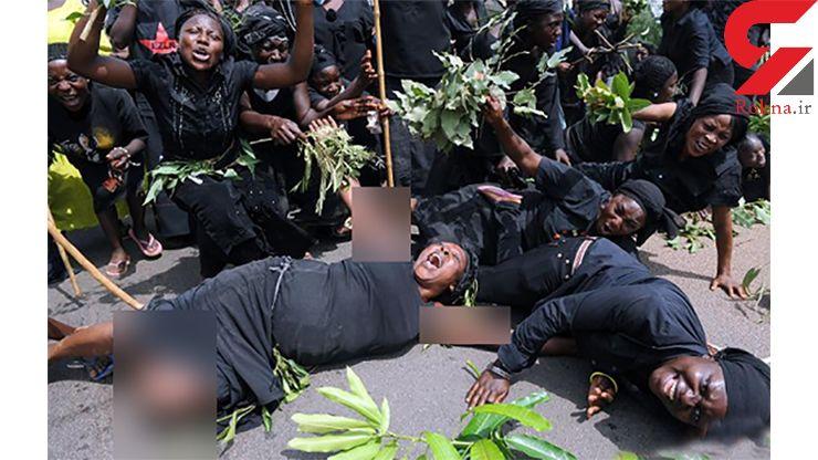 گریه فروشی در آفریقا! + عکس
