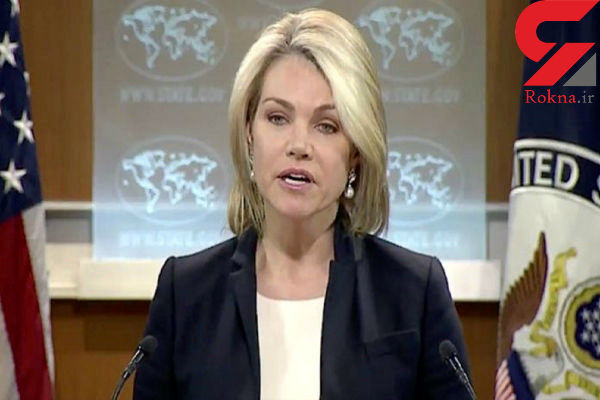 این زن مو طلایی امریکایی هند را بخاطر ایران تهدید کرد!