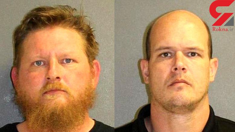 تجاوز دو مرد کثیف به یک دختر بی دفاع + عکس