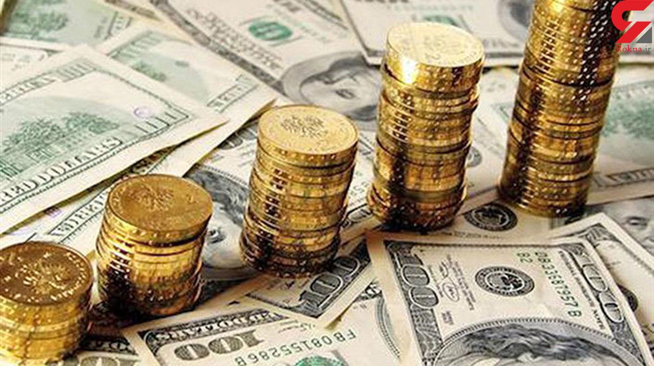 آخرین قیمت طلا، دلار و سکه در چهارشنبه 31 اردیبهشت