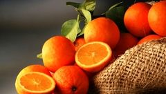 قوی ترین نرم کننده موی سر با میوه نارنج