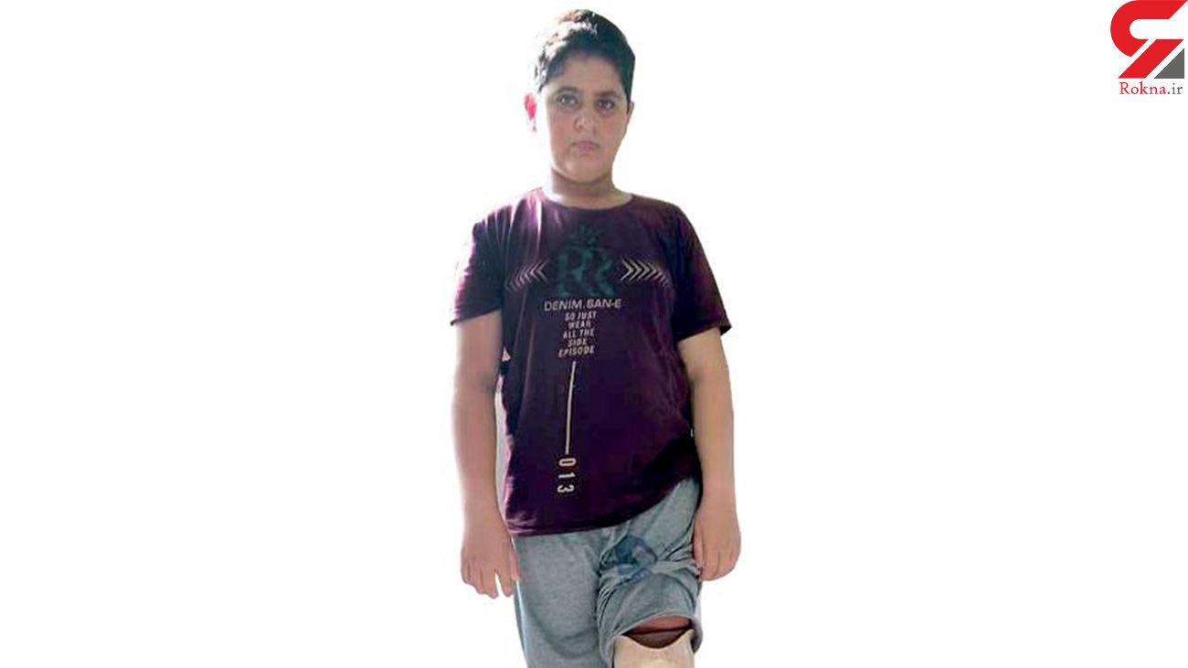 کرونا برای این پسر 13 ساله اصفهانی خوش یمن بود / اشک های متفاوت